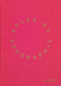 Atlas de Geographie, BE 1968 001