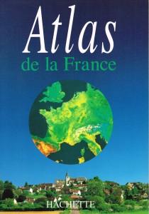 Atlas de la France  1996 001