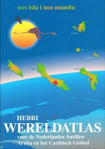 Hebri Wereldatlas van de Cariben