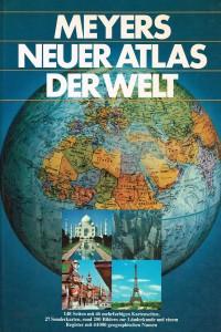 Meyers Neuer Atlas Der Welt  1977 001