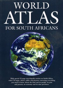 World Atlas for South Africans  2004 001
