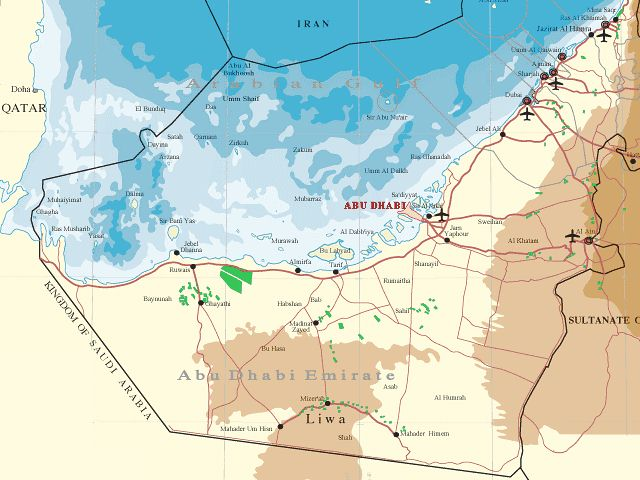 MapVision   United Arab Emirates
