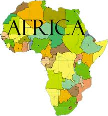 Interactive Maps Africa