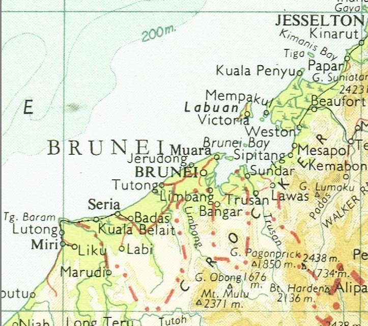 Miri Brunei Labuan 1966 Readers Digest NLversion 001