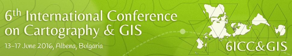6th International Conference on Cartography & GIS